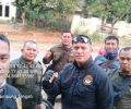 Polhut Lampung Patroli Malam Dikawasan Hutan Lindung Reg.22 Way Waya