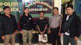 Simpan Narkotika di Dalam Saku Celana, Pemuda 18 Tahun Ditangkap Polisi