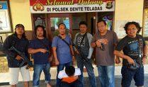 Polsek Dente Teladas Bersama Polda Banten Tangkap Pelaku Pembunuhan Sadis