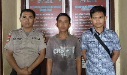 Polisi Tangkap Pelaku Pencabulan Terhadap Keponakan Kandung Sendiri