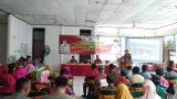 Dinas Pendidik dan PolRes TuBa Sosialisasikan LaLin Ke Pelajar