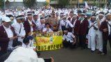Peduli Rekan Sejawat PPNI Gelar Aksi Damai Di Lampung Utara