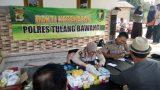 Polisi Peduli Kesehatan Beraksi di TPA Babussalam, Ini Bentuk Kegiatannya