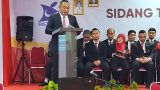Bupati Tubaba Umar Ahmad Sampaikan Orasi Ilmiah pada acara Wisuda Program Sarjana Itera