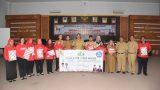 Umar Ahmad SP Bupati TuBaBa Deklarasikan Penerapan Modul Pendidikan Karakter Nenemo Sederhana Setara Lestari