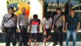 Dua Buronan Pelaku Curat Hewan Ternak di Banjar Margo Ditangkap Polisi