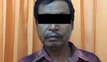 Mantan Kepala Kampung Diduga Korupsi APBK Diringkus Unit Tipikor Satreskrim Polres Way Kanan