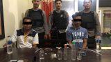 Kedapatan Pakai Sabu di Baradatu, Dua Pelaku Diringkus Satnarkoba Polres Way Kanan