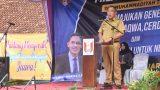 Kemajuan SMK Muhammadiyah Tumijajar Dapat Apresiasi Dari Bupati TuBaBa