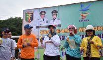 Wagub Lampung Road Show Untuk Wujudkan Kota Layak Anak