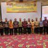 Diskominfo Se-lampung Gelar Rapat Koordinasi Sinkronisasi Program Kominfo dan Statistik