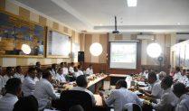 Dalam Rangka Penyusunan RKPD PemKab TuBaBa Gelar Rapat Forum Perangkat Daerah