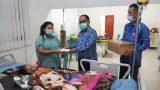 DisKes TuBaBa Berikan Bantuan Dan Fasilitasi Pengobatan & Perawatan Pasien Luka Bakar