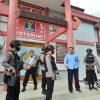 Patroli Rutan Dan Lapas Kompi 1 C Pelopor Lampung Utara