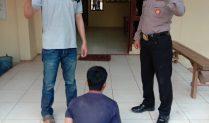 Polsek Rawa Jitu Selatan Tangkap Buronan Kasus Curat Alfamart