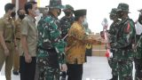 Walikota Bandar Lampung Drs H. Herman HN.,M.M. Secara Resmi Buka Kegiatan TMMD Ke-109 Kodim 0410/KBL