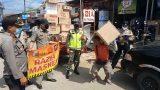 Polsek Banjar Agung Gelar Operasi Yustisi di Pasar Unit 2, Berikut Hasilnya