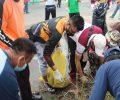 Gowes Dan Bersih Bersih Bareng Forkopimda Tubaba Dalam Rangka Memperingati Hari Peduli Sampah Nasional