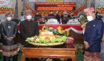HUT Kabupaten Lampung Utara ke-75 Tahun 2021 DPRD Lampung Utara Gelar Paripurna Istimewa
