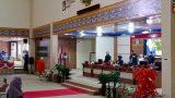 DPRD Mesuji Lampung Gelar Rapat Paripurna, Bupati Mesuji Sampaikan Jawaban Tentang Pandangan Umum Fraksi-fraksi Pelaksanaan APBD Tahun Anggaran 2020