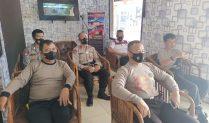 Dalam Rangka Gerakan Heningkan Cipta Indonesia Polres Tubaba Gelar Doa Bersama
