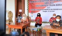 Pemkab TuBa Raih Penghargaan KLA Tingkat Madya Dari Menteri Pemberdayaan Perempuan Dan Perlindungan Anak