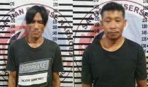 Bawa Narkotika ke Perkebunan Sawit PT SIP, Dua Warga Indraloka Jaya Ditangkap Polres Tulang Bawang