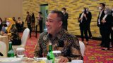 Umar Ahmad, S.P Bupati TuBaBa Hadiri Rapat Umum Pemegang Saham Luar Biasa PT. Bank Pembangunan Daerah Lampung Tahun 2021