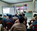 Polres Tubaba Sosialisasikan Undang-Undang RI Nomor 35 Tahun 2009 Tentang Narkotika