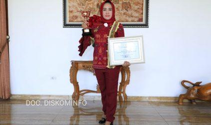 PemKab TuBa Raih penghargaan Anugerah Parahita Ekapraya 2020