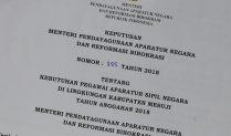 Kemenpan-RB Tetapkan 284 Formasi CPNS untuk Mesuji