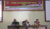 PolRes TUBA Gelar FSK, TNI Dan PolRi Netral Pada Pemilu 2019